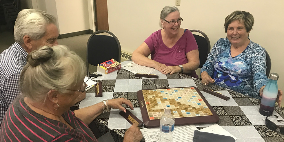Weekly Scrabble Group