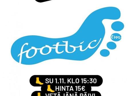 Footbic -testikerta