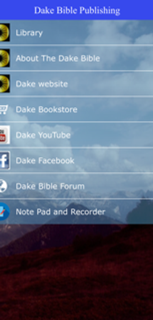 Dake Publishing, inc  | Dake Bible | Dake Study Bible