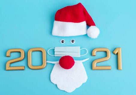 Joyeuse Année 2021 !