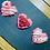 Thumbnail: Ruby Slippers Metallic Drip