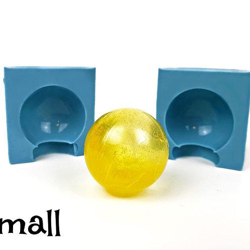 simi silicone sphere mould