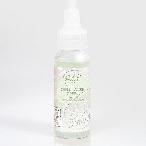 Shell Nacre Green - ShimmAir® Airbrush Colour