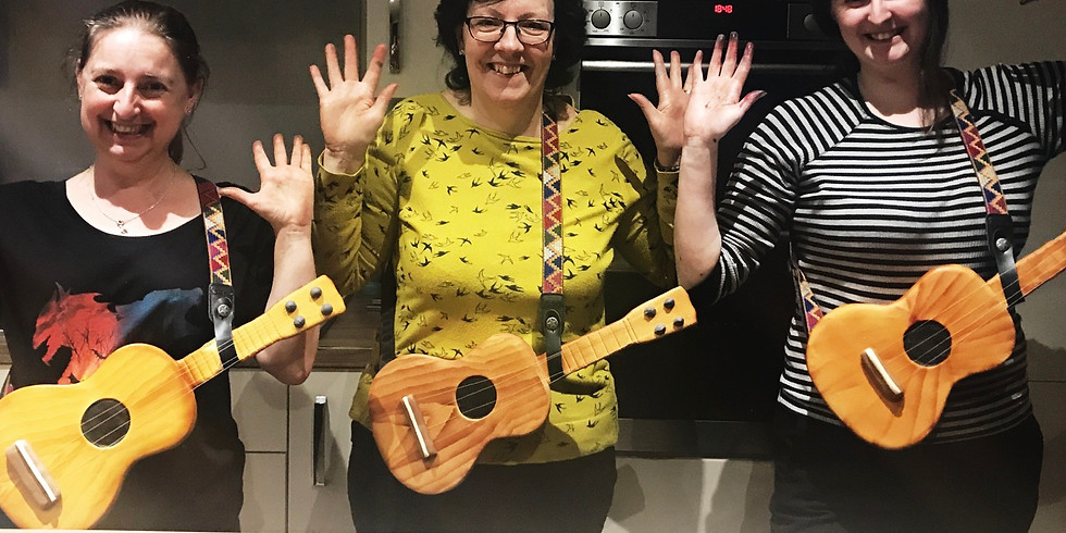 Pick up and carry ukulele 1 day class