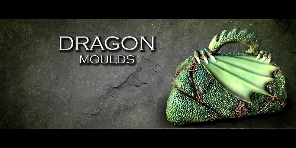 Dragon Handbag - Facebook live @ KatySue Designs