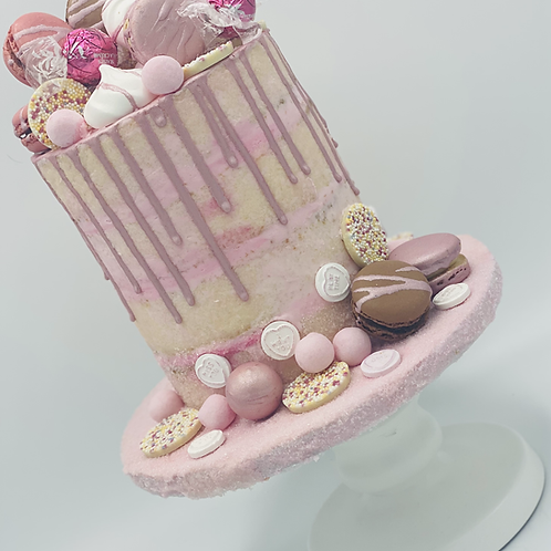 PINK SHERBET -Dinkydoodle Confectioners Drip