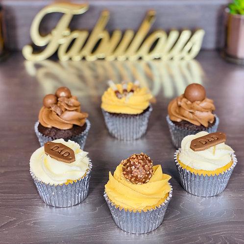 Chocoholic Cupcakes - box of 6