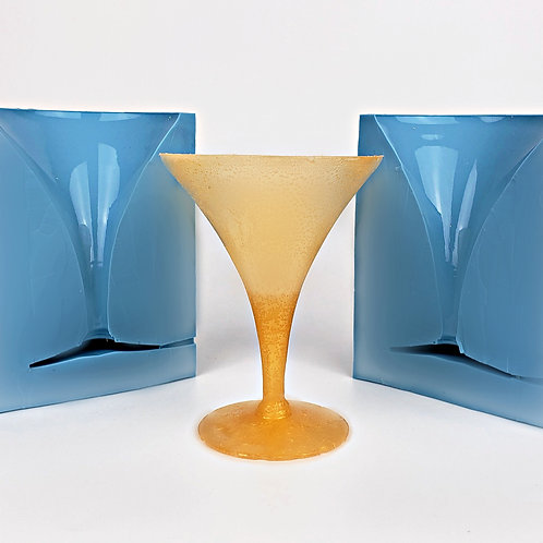 Simi Isomalt - Silicone Glass moulds