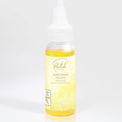 Sunflower Yellow (Clearance) - ShimmAir® Airbrush Colour