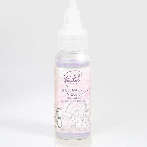 Shell Nacre Violet - ShimmAir® Airbrush Colour