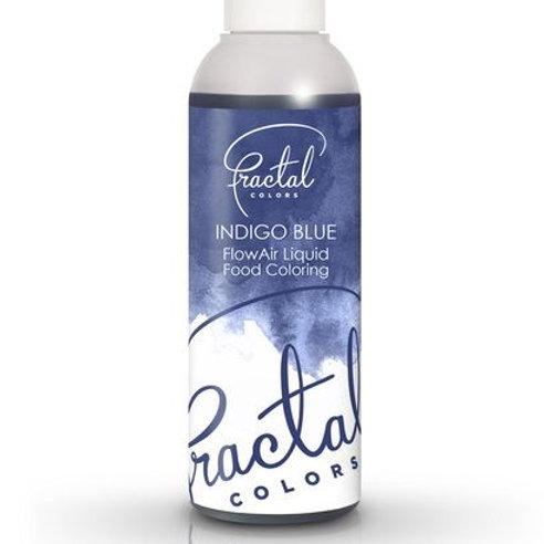 Indigo Blue - FlowAir Airbrush Colour