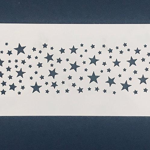 Multi-star stencil