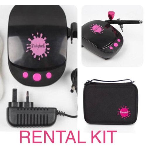 Rental airbrush kit FREE RENTAL - £40 refundable deposit