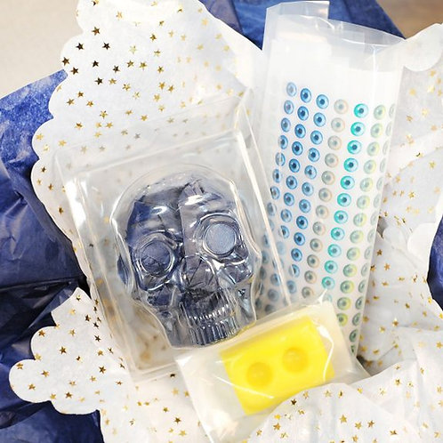 Sugar Geek skull kit