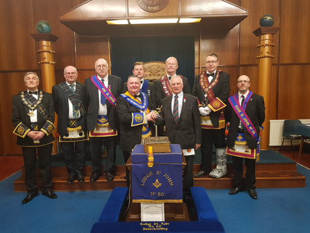6 lodge Meeting 29th March 2018