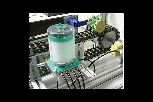 FlexxPump sistema de lubricación