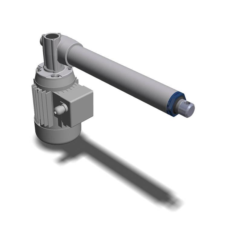 Actuador electromecánico MecVel ALI4-CA