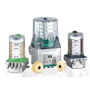 El sistema de lubricación automática DLS para aceite o grasa