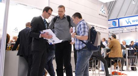 34 edición de Motek, Feria internacional para la automatización de la producción y el montaje
