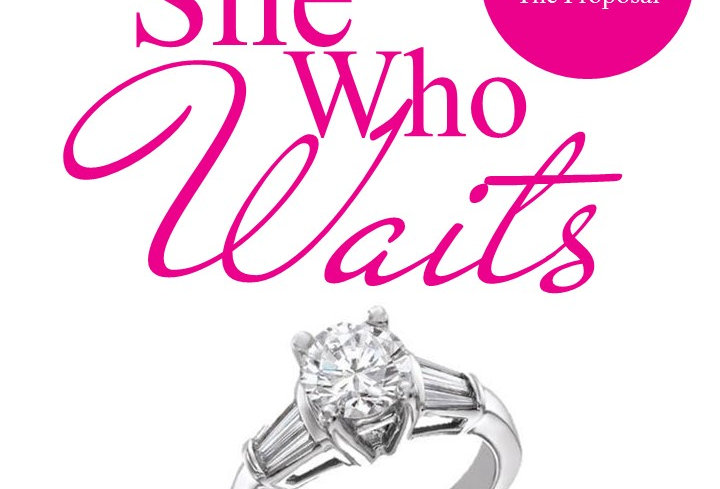 The She Who Waits Wedding Planner & Scrapbook