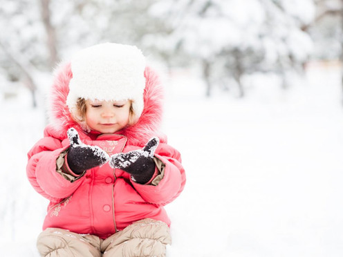Ice, Ice Baby... Winter Car Seat Safety!
