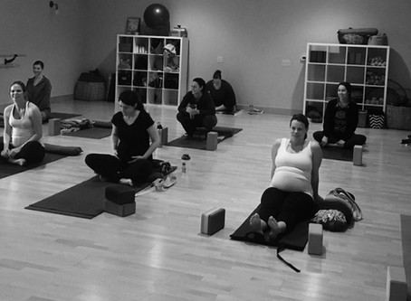 "THE ""PRENATAL"" YOGA DIFFERENCE"