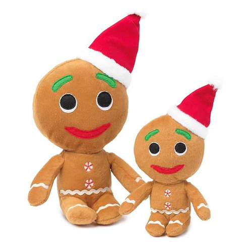 Fuzzyard Xmas Gingerbread Man