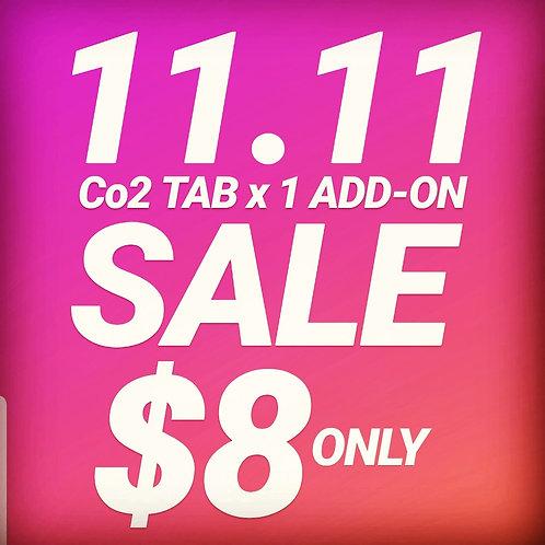 CO2 Tab x 1