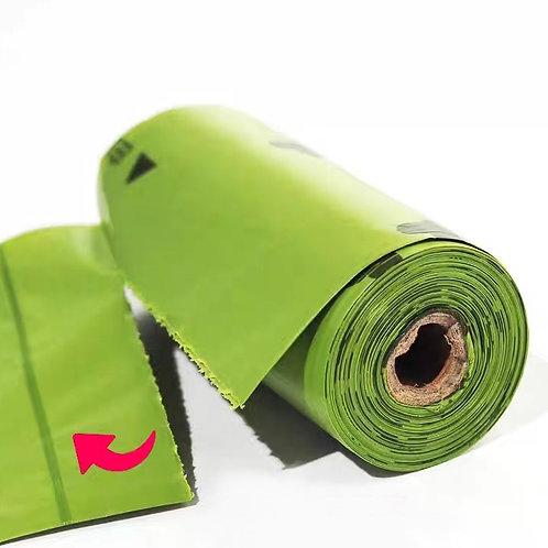 Eco Poo Bag Pack of 4