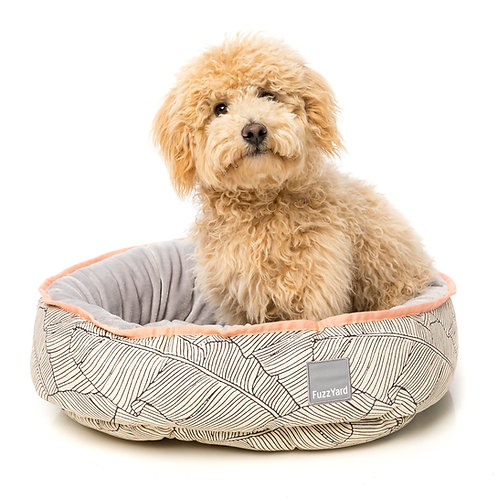 FuzzYard Reversible Dog Bed - Halekulani