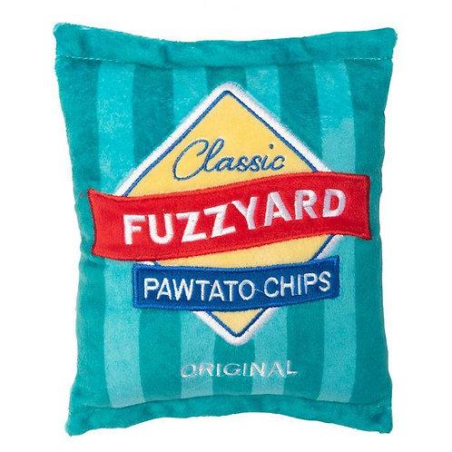 Fuzzyard Pawtato Chips