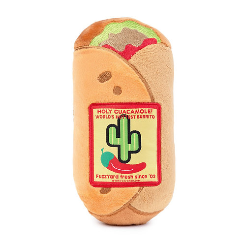 Fuzzyard Plush Burrito