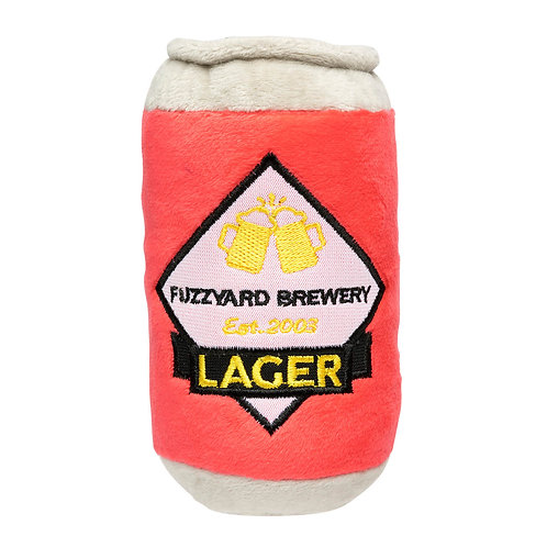 Fuzzyard Plush Can Of Beer