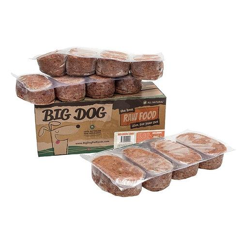 Big Dog Barf Wellbeing 3kg