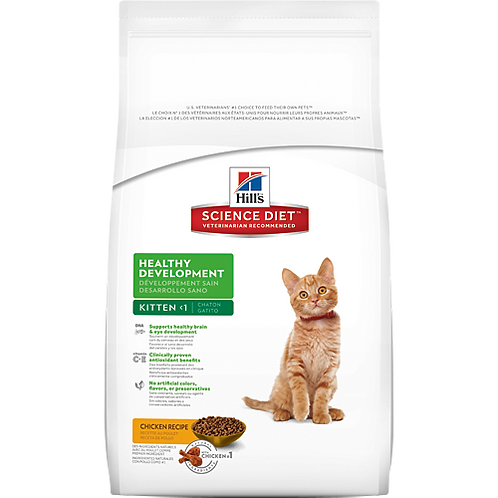 Science Diet Feline Kitten 2kg (4.4lbs) 10307HG