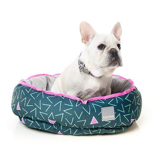 FuzzYard Reversible Dog Bed - Voltage