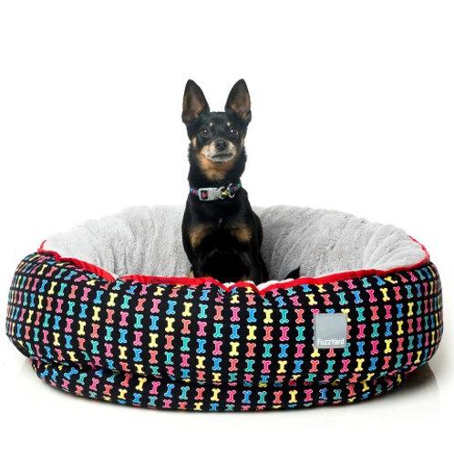 FuzzYard Reversible Dog Bed - Jelly Bones