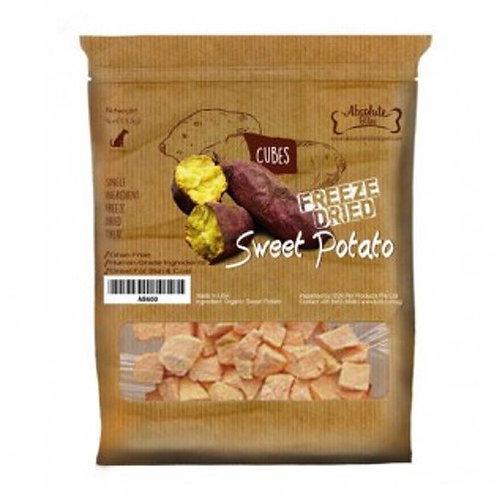 Absolute Bites Freeze Dried Sweet Potato 4oz