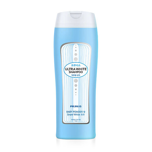 Prunus Ultra White Shampoo 500g - 4000g