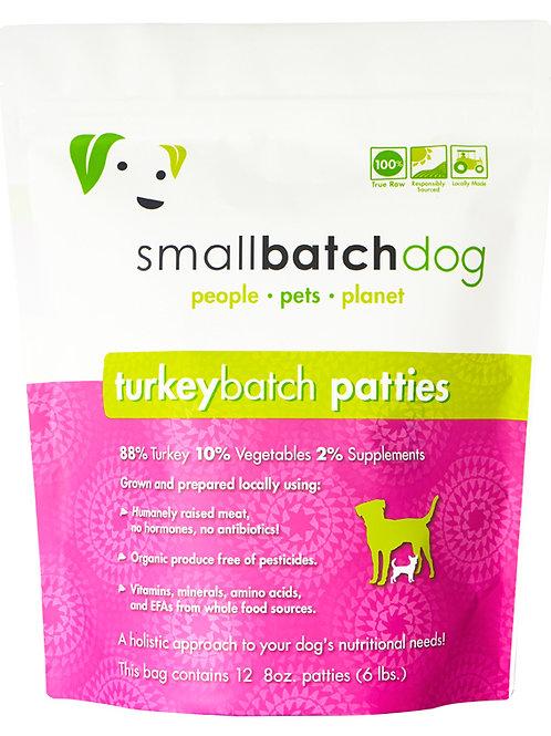 SmallBatch TurkeyBatch Sliders 14oz