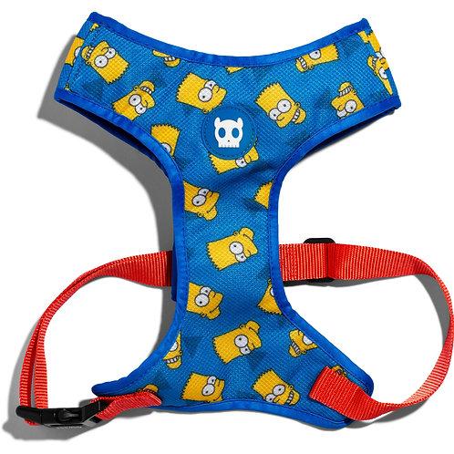 Zee.dog X The Simpsons Bart Dog Air Mesh Harness