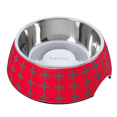 Fuzzyard El Fuego Yeezy Easy Feeder Pet Bowl