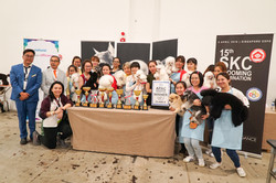 15th SKC Exam & 2nd APAC Competition
