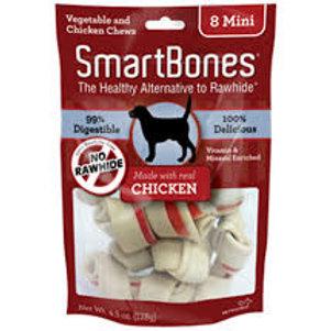 Smartbones Chicken 8 mini Bones