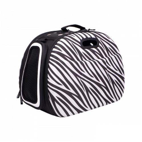 IBIYAYA Safari Tote Zebra