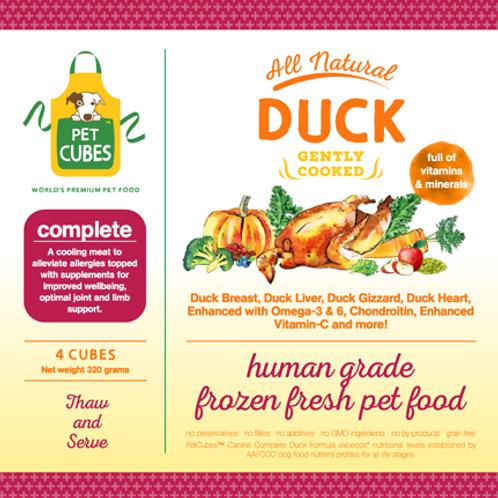 Pet Cubes Complete Duck