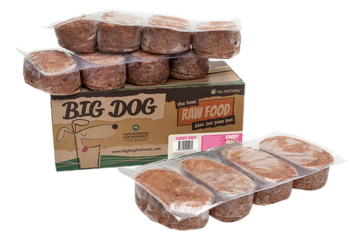 Big Dog Barf Rabbit 3kg