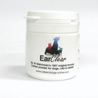 EarClear Mr W Watchman's Original Formula 100g