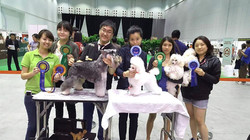 1st APAC & 21st FCI Show