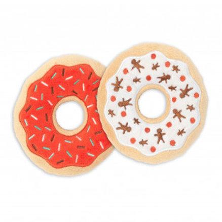 Fuzzyard Xmas Donuts